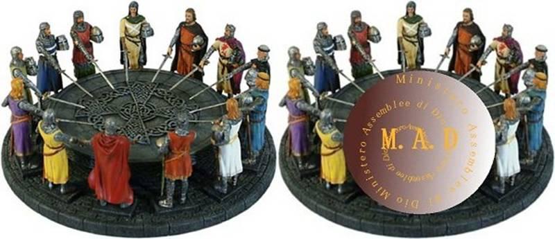 Il loro della pagina facebook del mad - La tavola dei cavalieri ...